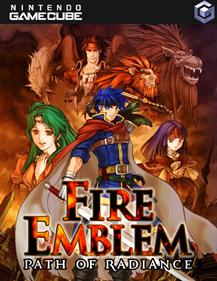 Fire Emblem: Path of Radiance - Fanart - Box - Front