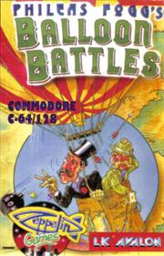 Phileas Fogg's Balloon Battles