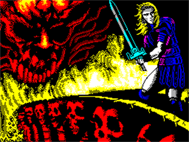 Satan - Screenshot - Game Title