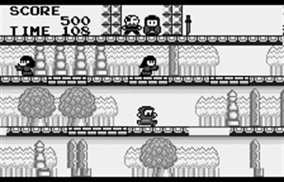 Ganso JaJaMaru-kun - Screenshot - Gameplay