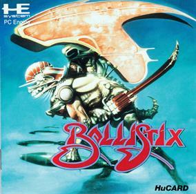 Ballistix - Box - Front