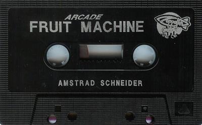 Arcade Fruit Machine - Cart - Front