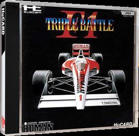 F1 Triple Battle - Box - 3D