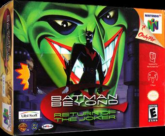 Batman Beyond: Return of the Joker - Box - 3D