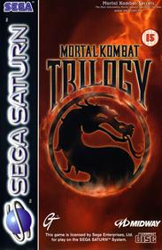 Mortal Kombat Trilogy - Box - Front