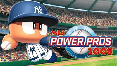 MLB Power Pros 2008 - Fanart - Background