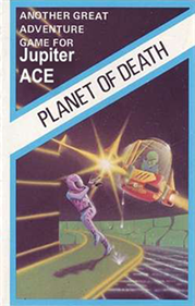 Adventure A: Planet Of Death