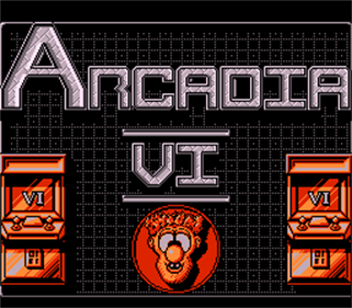 Arcadia VI - Screenshot - Game Title