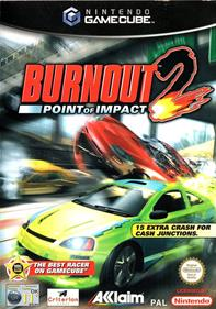 Burnout 2: Point of Impact - Box - Front