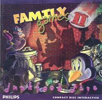 Family Games II: Junk Food Jive