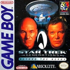 Star Trek Generations: Beyond the Nexus