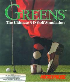 Greens: The Ultimate 3-D Golf Simulation