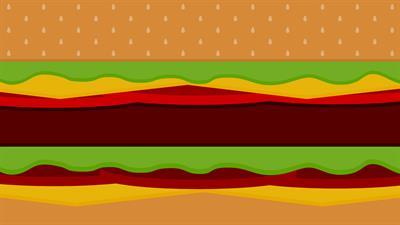 Burger Time - Fanart - Background