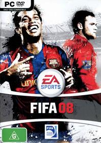 FIFA 08 (DUPLICATE of FIFA Soccer 08, please mark for deletion)