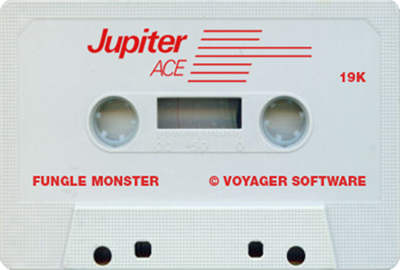 Fungle Monster - Cart - Front