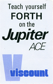 Teach Yourself Forth On The Jupiter Ace
