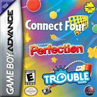 3 Game Pack!: Connect Four / Perfection / Trouble
