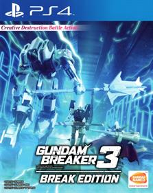 Gundam Breaker 3 Break Edition
