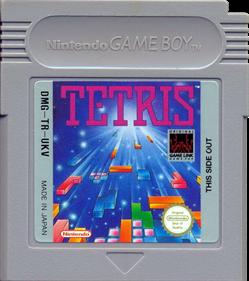 Tetris - Cart - Front