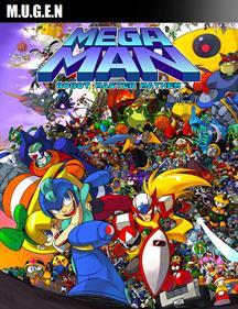 Mega Man: Robot Master Mayhem