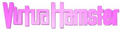 Virtua Hamster - Clear Logo