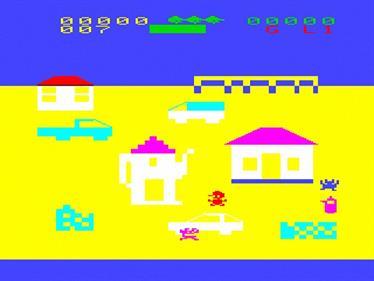 Dr Slump - Screenshot - Gameplay