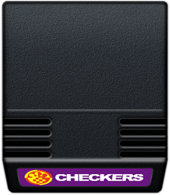 Checkers - Cart - Front