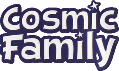 Cosmic Family - Clear Logo