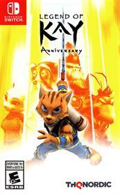 Legend of Kay: Anniversary