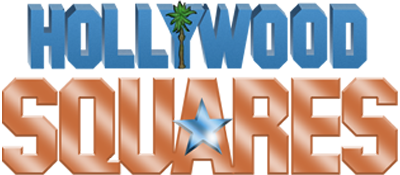 Hollywood Squares - Clear Logo