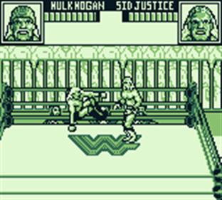 WWF Superstars 2 - Screenshot - Gameplay