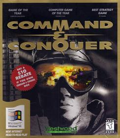 Command & Conquer (Special Gold Edition)