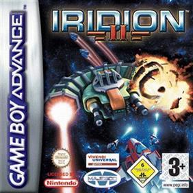 Iridion II - Box - Front