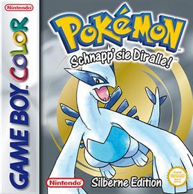 Pokémon Silver Version - Box - Front