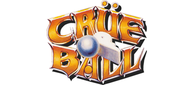 Crüe Ball - Clear Logo