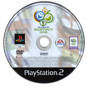 2006 FIFA World Cup - Disc