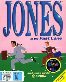 Jones in the Fast Lane: CD-ROM