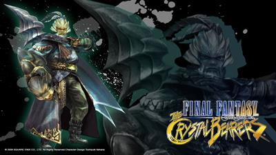 Final Fantasy Crystal Chronicles: The Crystal Bearers - Fanart - Background