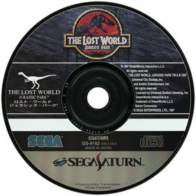 The Lost World: Jurassic Park - Disc