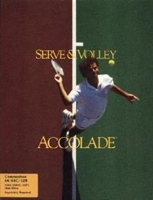Serve & Volley
