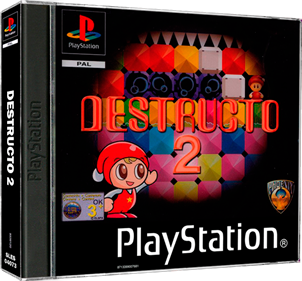 Destructo 2 - Box - 3D