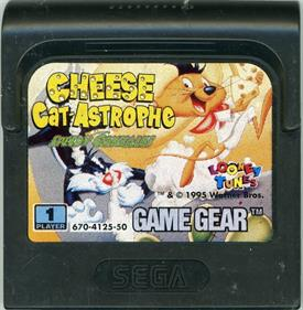 Cheese Cat-Astrophe Starring Speedy Gonzales - Cart - Front