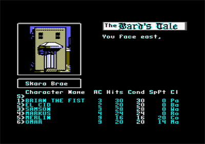 The Bard's Tale: Tales of the Unknown - Screenshot - Gameplay
