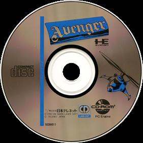 Avenger - Disc