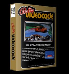 280 Zzzap + Dodgem - Box - 3D