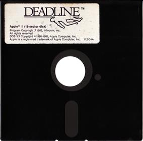 Deadline - Disc