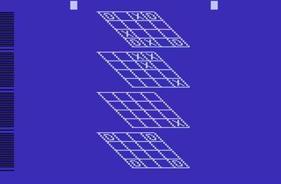 3-D Tic-Tac-Toe - Screenshot - Gameplay