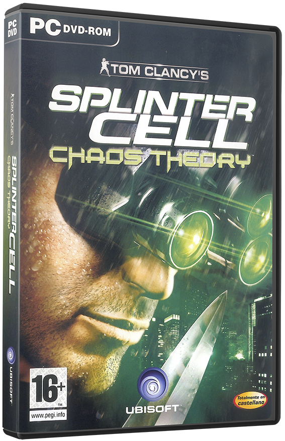 Tom Clancy's Splinter Cell: Chaos Theory Details - LaunchBox Games