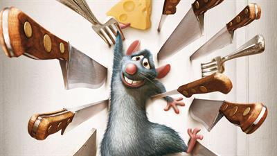 Ratatouille - Fanart - Background