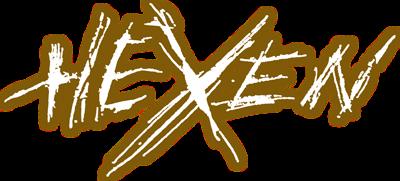 Hexen - Clear Logo